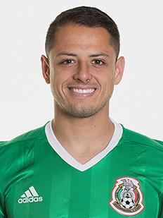 Javier 'Chicharito' Hernández Balcazar