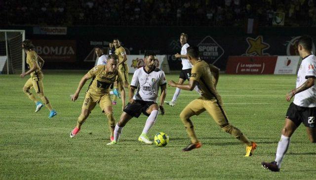 Resultado Venados de Mérida 0-1 Pumas- Pretemporada