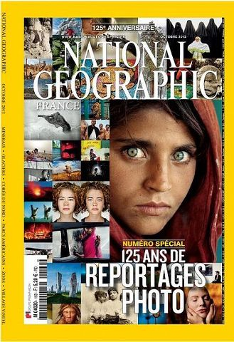 National Geographic 169 - 125 ANS DE Reportages Photo