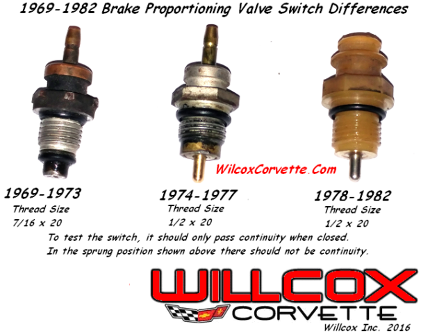 wire connector on replacement brake proportioning valve Ford Brake Proportioning Valve Problems