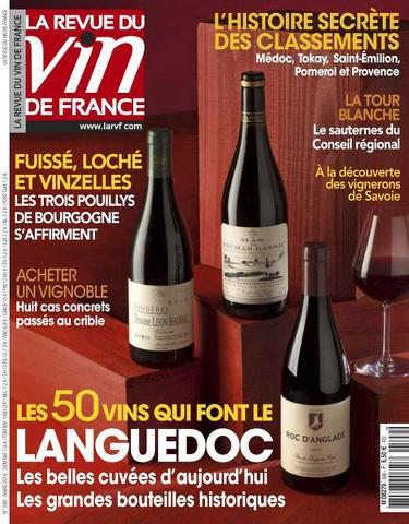La Revue du Vin de France - Mars 2016