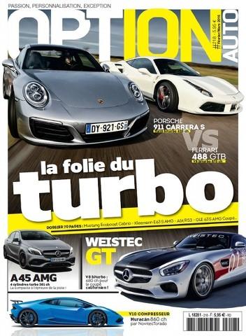 Option Auto 218- Février-Mars 2016