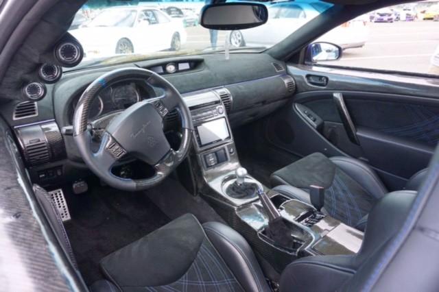 Fs Custom Interior Carbon Fiber Color Swapped Speedometer 06 Swap G35driver Infiniti G35