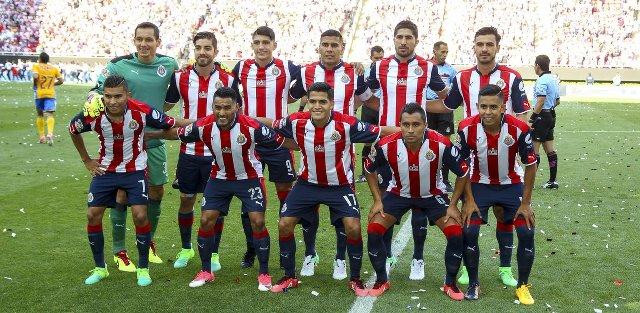 Chivas tiene 10 jugadores en la convocatoria del Tri para Copa de Oro