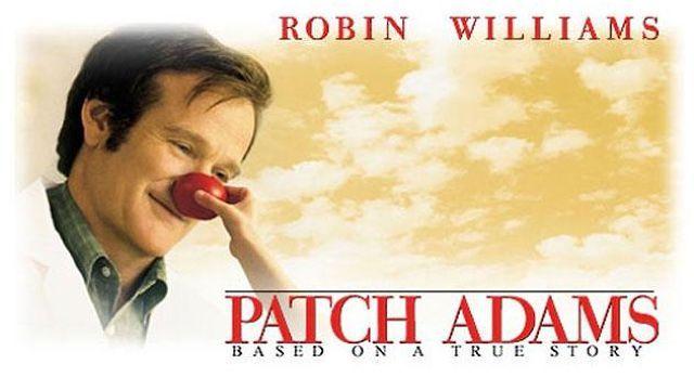 patch adams robin williams pelicula completa