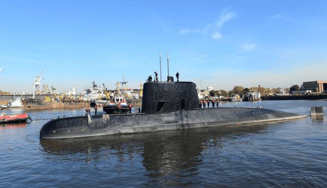 Cobertura Submarino Argentino en Vivo – Jueves 23 de Noviembre del 2017