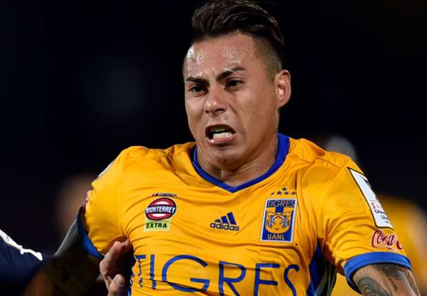 Eduardo Vargas de Tigres podría ir al Cruz Azul