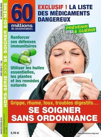 60 Millions de Consommateurs Hors-Série - Janvier/Février 2016