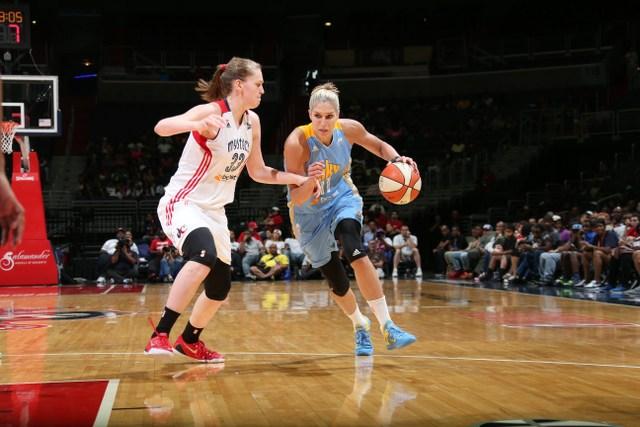 Washington Mystics vs Connecticut Sun en Vivo – WNBA – Miércoles 13 de Junio del 2018