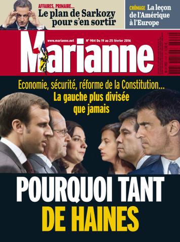 Marianne - 19 au 25 Février 2016