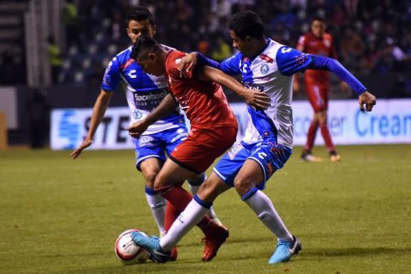 Resultado Puebla vs Lobos BUAP en J17 del Apertura 2017