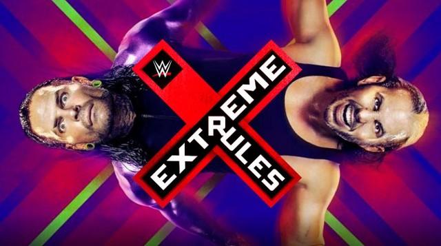 WWE Extreme Rules en Vivo – Domingo 4 de Junio del 2017