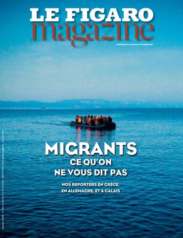 Le Figaro Magazine - 19 Février 2016