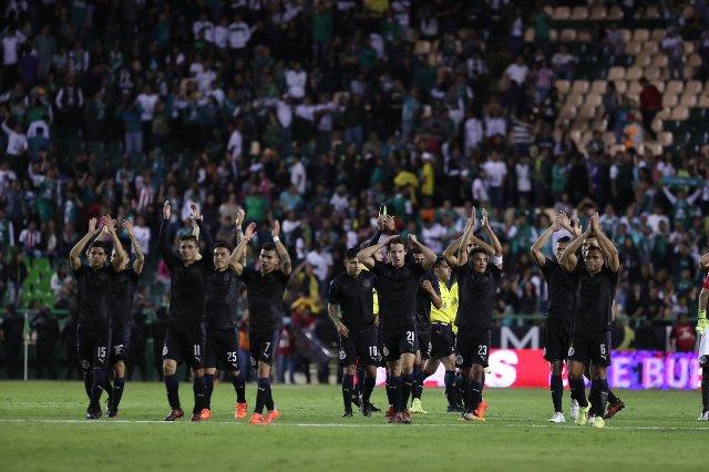 Resultado Leon vs Chivas en J17 del Apertura 2017