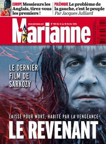 Marianne - 12 au 18 Février 2016