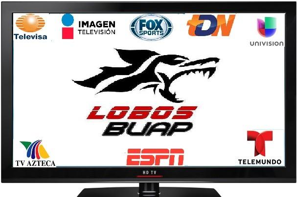 Lobos BUAP ya tiene televisora para sus partidos como local