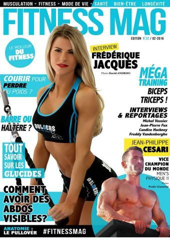 Fitness Mag - Fevrier 2016