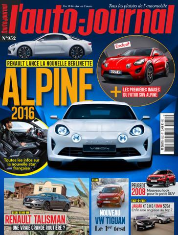 L'Auto Journal - 18 Février au 2 Mars 2016