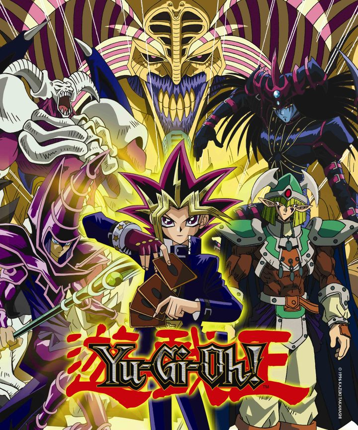 Yu-Gi-Oh! Duel Monsters Serie Completa ( 2000) DVDMUX MP4A - ITA