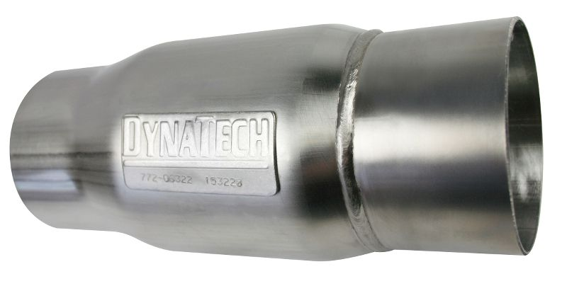 """Torque Booster 3.0"""" Inlet X 3.0"""" I.D. Outlet 304 Stainless Steel"""