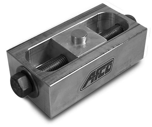 Aluminum Lowering Block Adjustable 1-1/2 Inch Tall