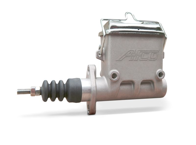 Aluminum  Master Cylinder  Integral Reservoir  3/4 Inch Bore