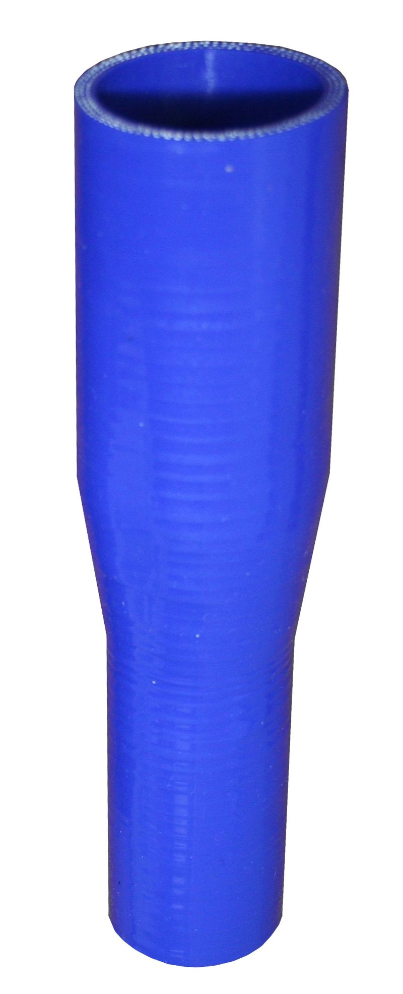 Hose  Blue Silicone  1.25 To 1.75 Coupler  6.00 Long