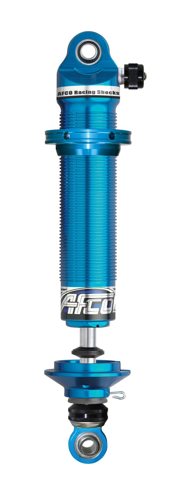 Aluminum Shock Twin Tube 37 Series Double Adjustable 6 Inch Stroke