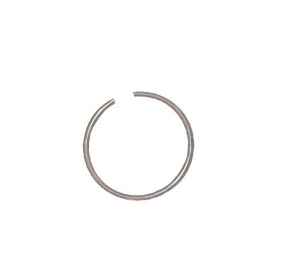 Steel  Snap Ring  Used for C375 Coil-Over Kit