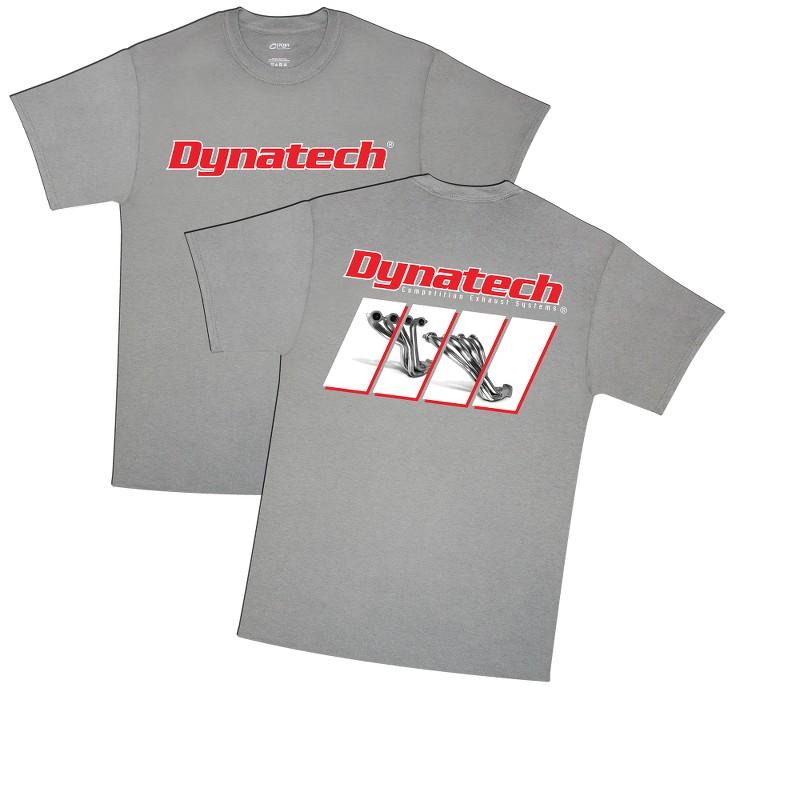 Gray Dynatech<sup>&reg;</sup> 50/50 T-Shirt