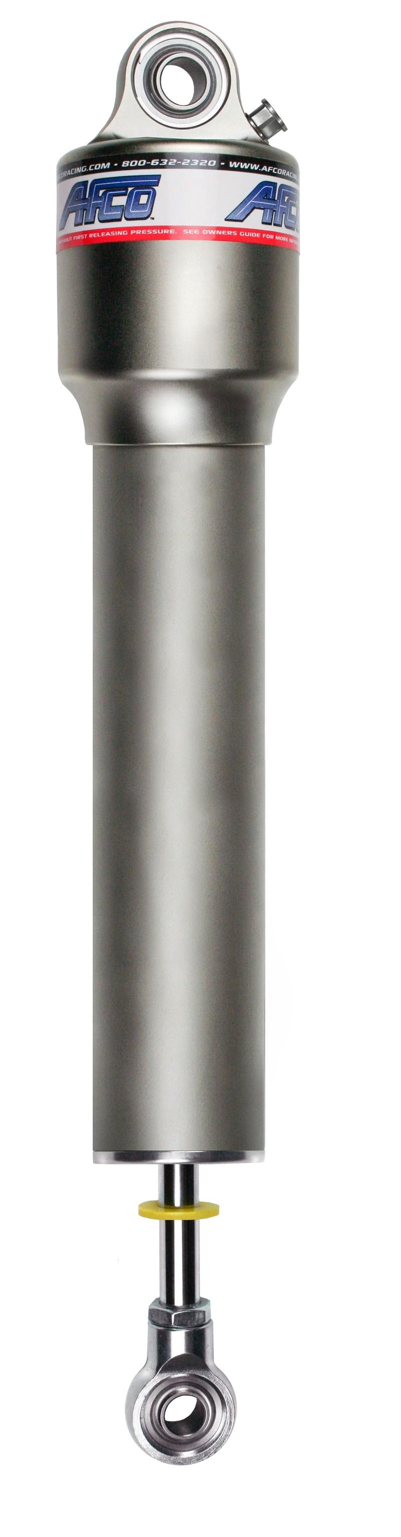 Steel Shock Mono-tube 56 Series 7 Inch Stroke Bulb Base Valve IMCA Approved