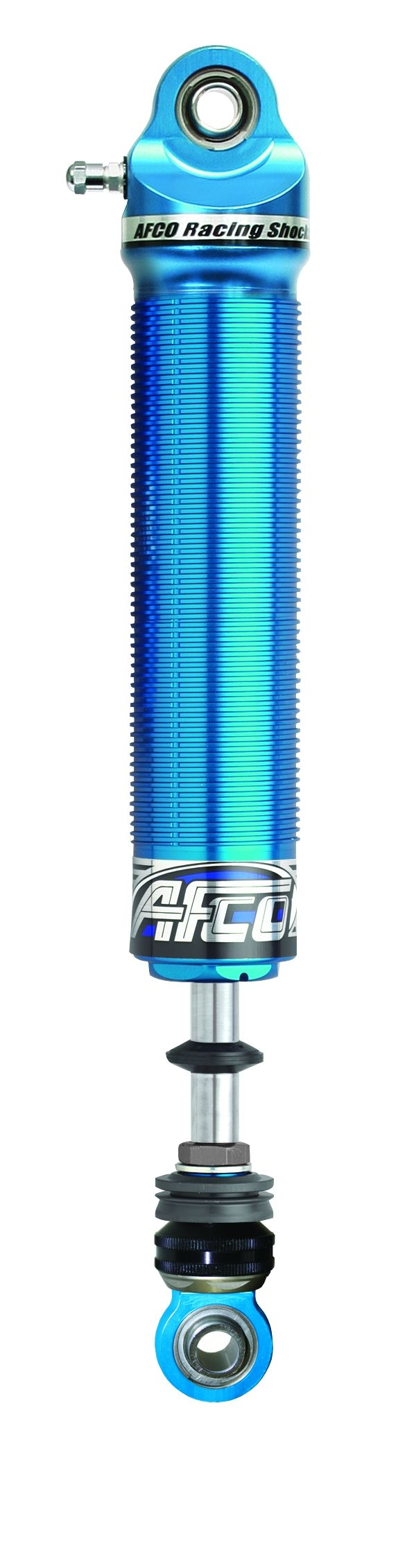 Aluminum Shock Monotube 26 Series Threaded Gas Shock 9 Inch, Comp 4/Reb 3-6