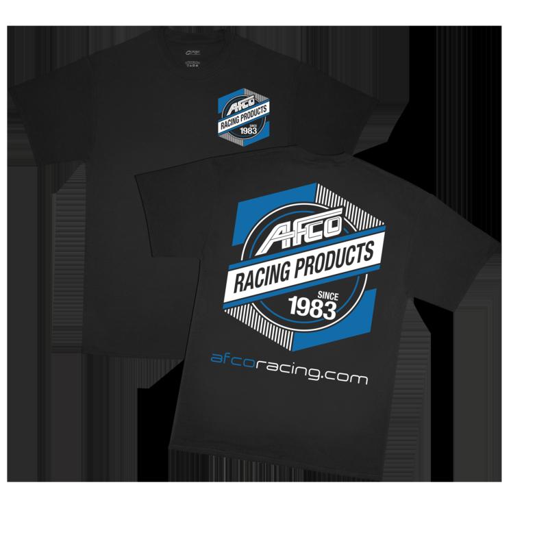 AFCO Black & Blue T-Shirt
