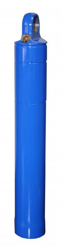 Reserve Tube  Large Body  7 Inch  Blue  Steel