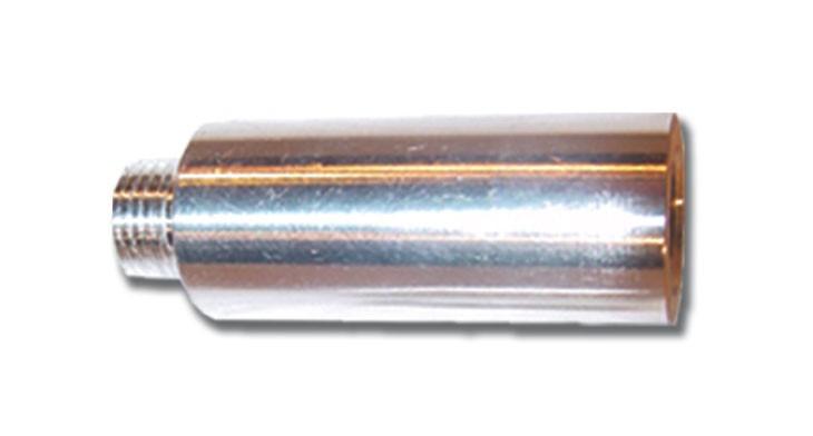 Aluminum   2 Inch Shock Extension  9/16 Inch Thread  Big Body