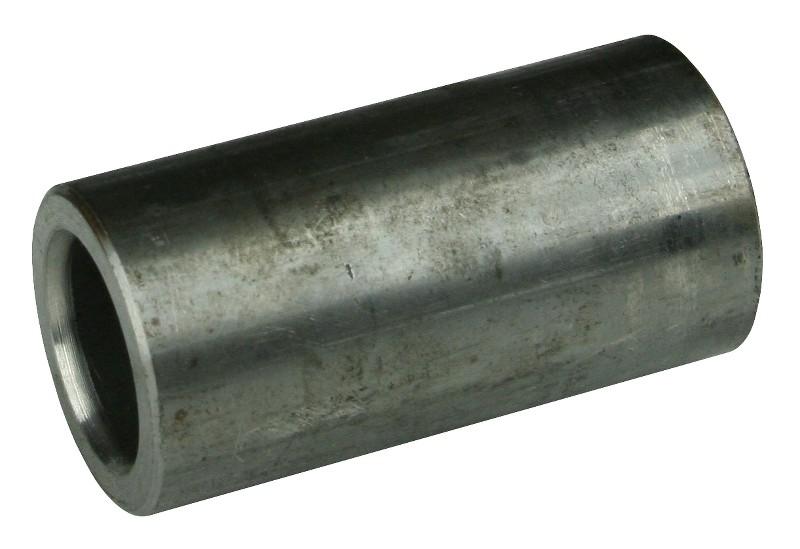 Steel  Tubular Shock Bushing Sleeve -  1/2 Inch Bolt Hole X  3/4 Inch Outside Diameter X  1-1/2 Inches Long