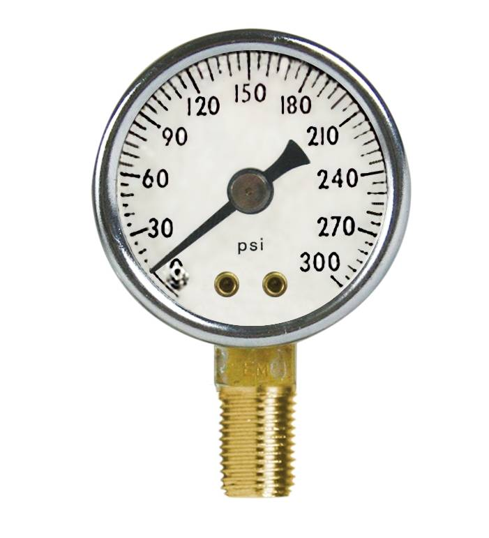 Replacement Gauge For Monotube Shocks