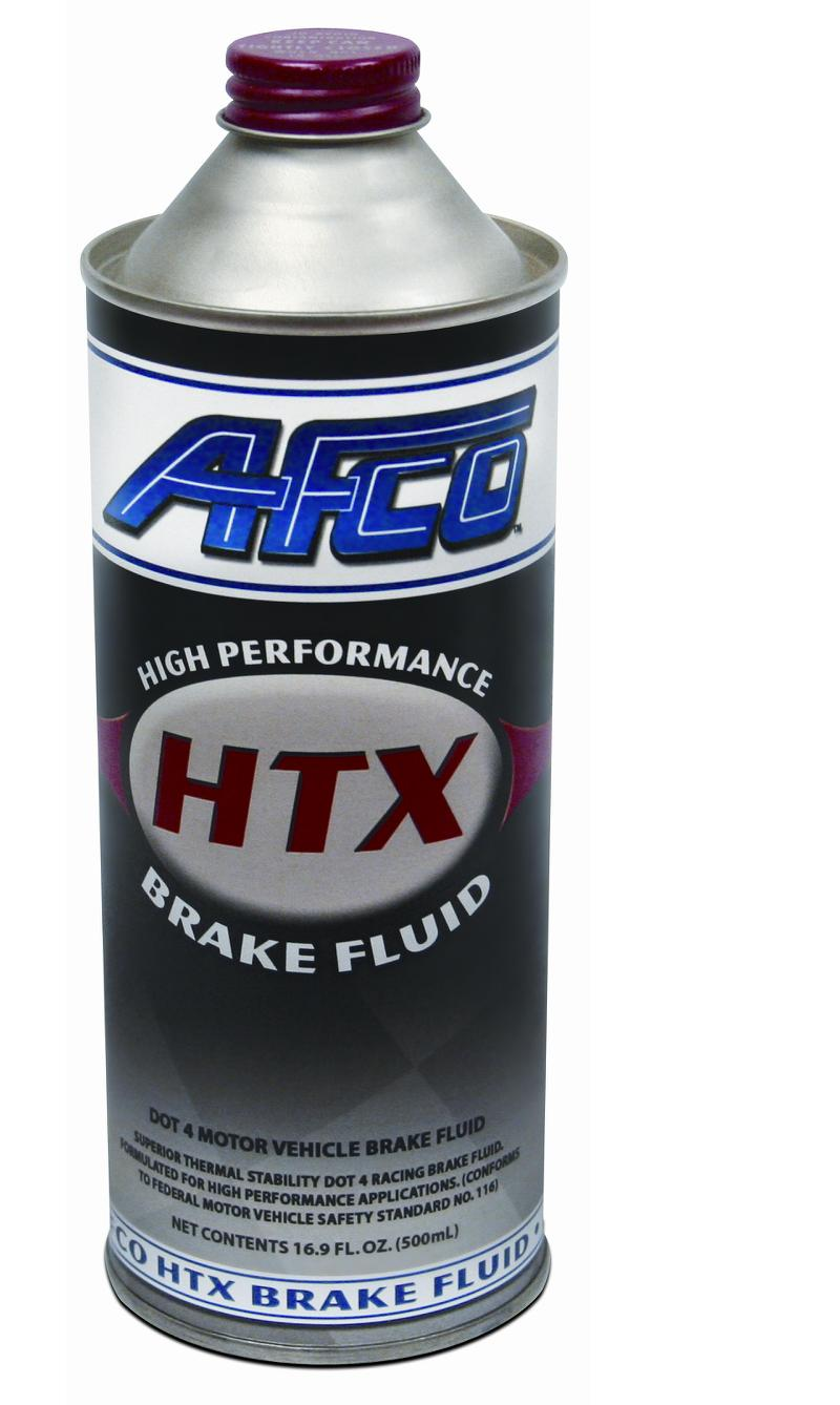 Brake Fluid Ultra HTX  16.9 Oz. Steel Can
