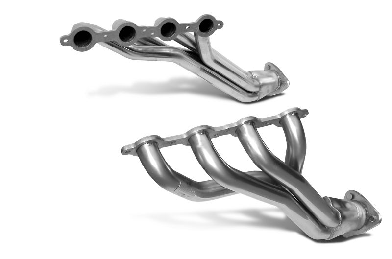 Header Set  Truck And SUV  2007-2013  4.8-5.3-6.0-6.2  1500 & H2  1.75 Inch  304 Stainless Steel