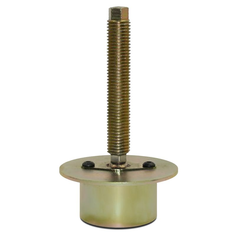 "Steel ""Swivel"" Weight Jack Assembly With Bolt"