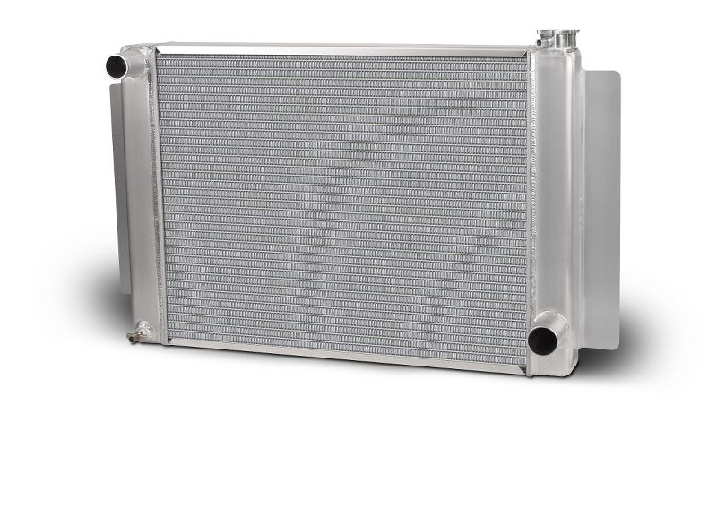 Aluminum Radiator Drag/Performance 27.5 Inch Single Pass Chevy Pontiac