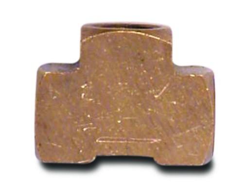 "Brass Tee Block 1/8"""