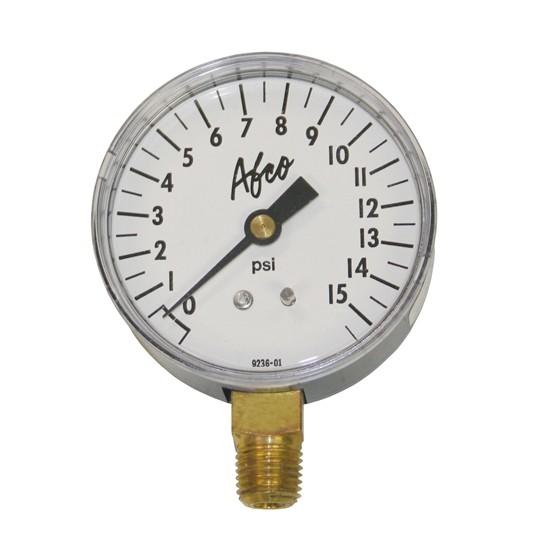 15# Air Pressure Replacement Gauge