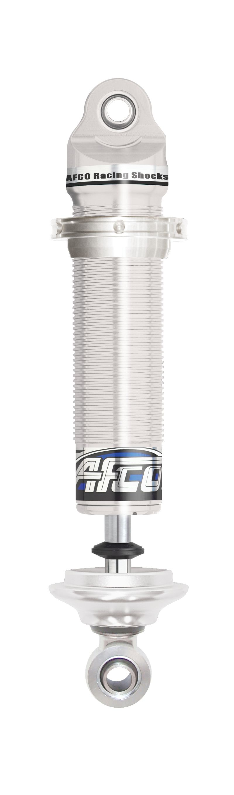 Aluminum Shock Twin Tube 13 Series Pro Touring w/ Coil Over Kit 14 Inch Ext, 5/8 Inch Bearing