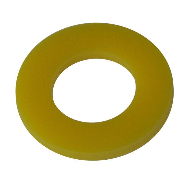.25 Midget Flat Yellow Travel Markers (5 Pack)