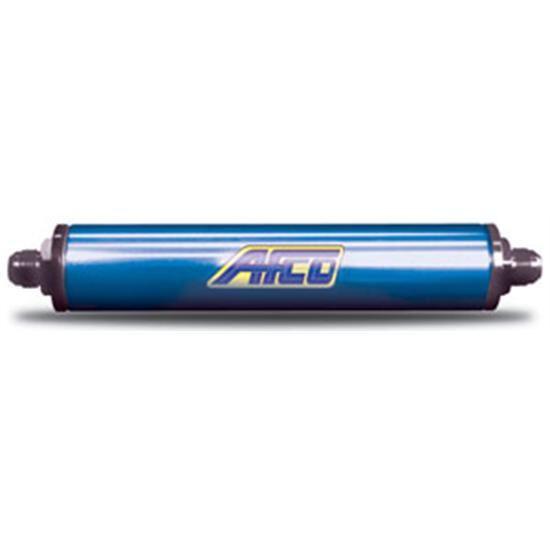 Aluminum  Fuel Filter Assembly  -8 Ends  Paper Filter Element