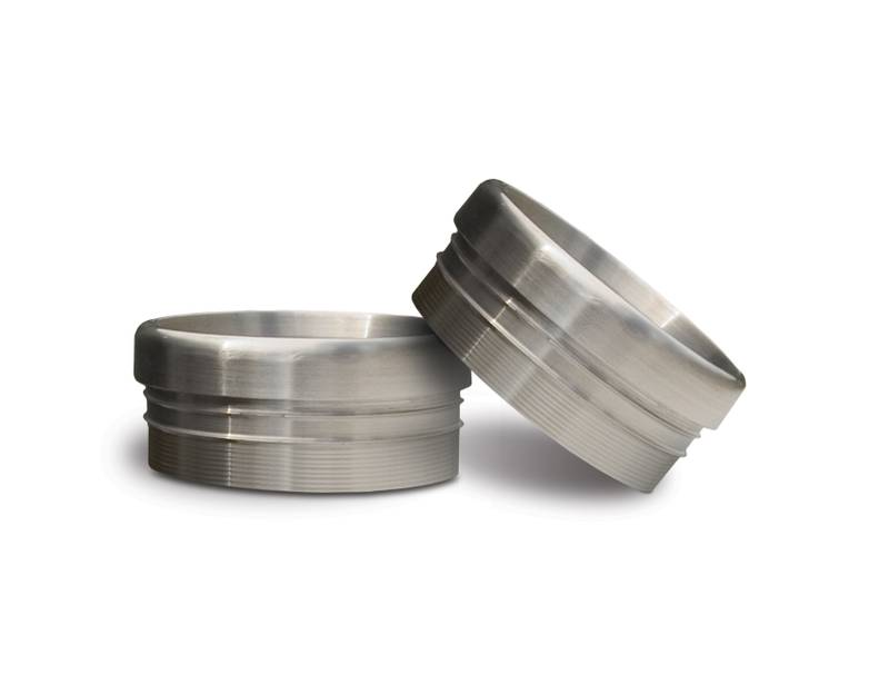 Exhaust Tip  3.00 Inch  Pair        Billet Aluminum