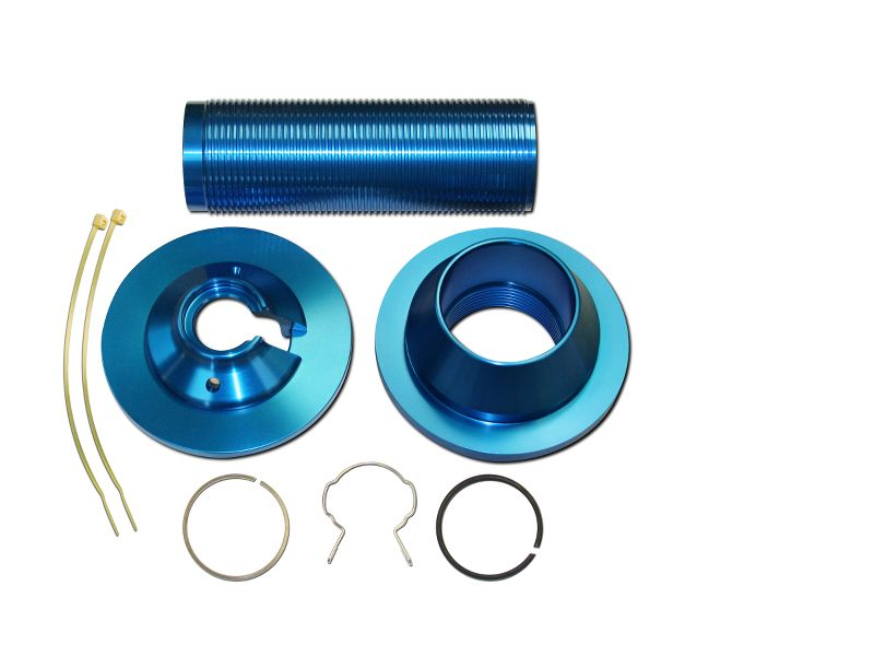 Coil-Over Kit Steel Body, Removable Rod End
