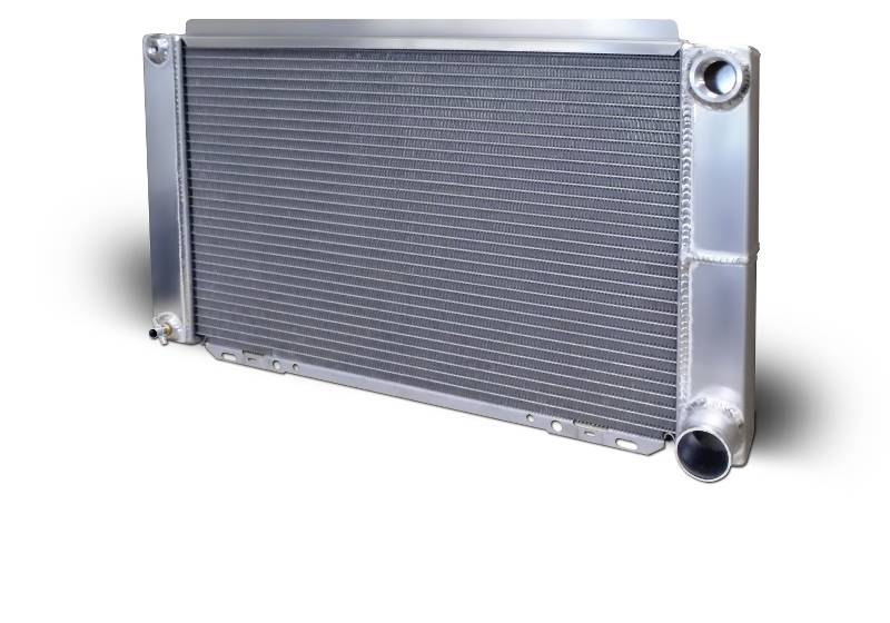 Aluminum Asphalt Modified Radiator 15 X 27 Inch