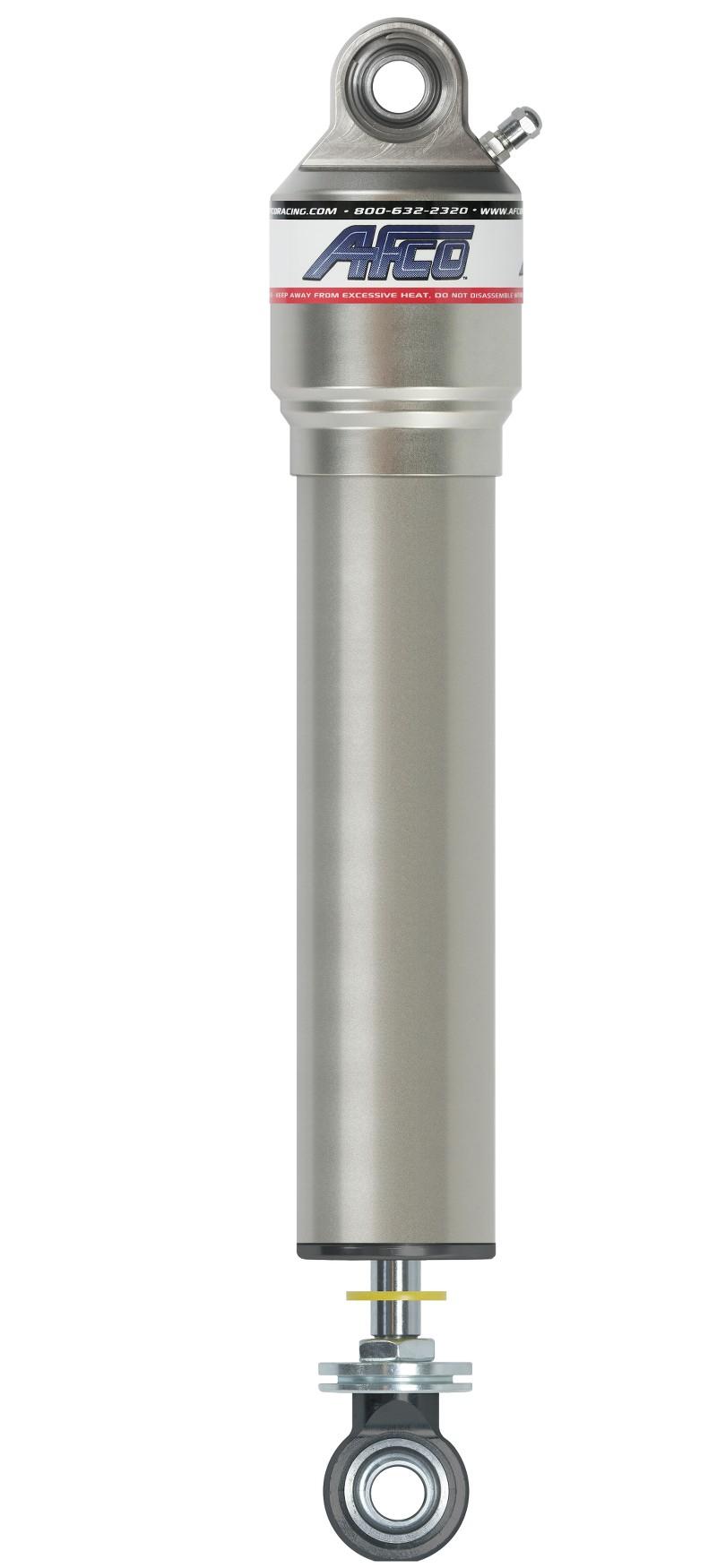 """Steel Monotube Shock 87 Series 1/2"""" (12.7mm) Shaft Base Valve w/Schrader Valve"""